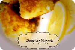 Recipe – Cheesy Vegetable Nuggets