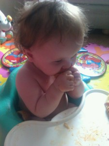 Review – Bumbo Baby Sitter & Tray