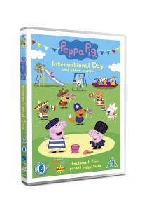Review – Peppa Pig: International Day and Other Stories DVD
