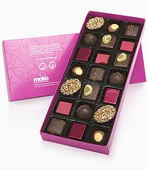 Win a box of Moko Chocolates