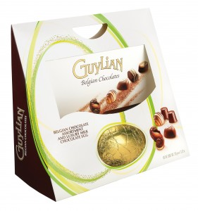 Guylian Luxury Easter Egg Review