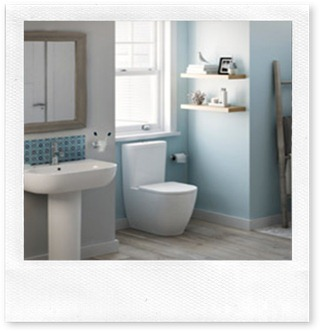 Finding affordable bathroom suites for families
