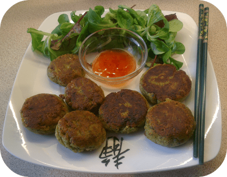Thai Potato Cakes