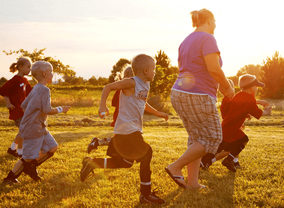 Exercise, obesity, road safety – what's a parent to do?