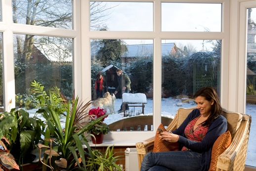 Make the most of your Conservatory this Winter