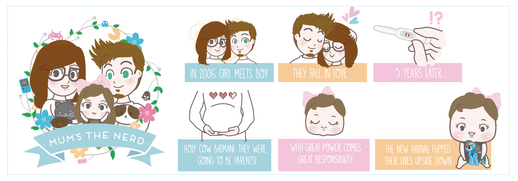 Mum's The Nerd -