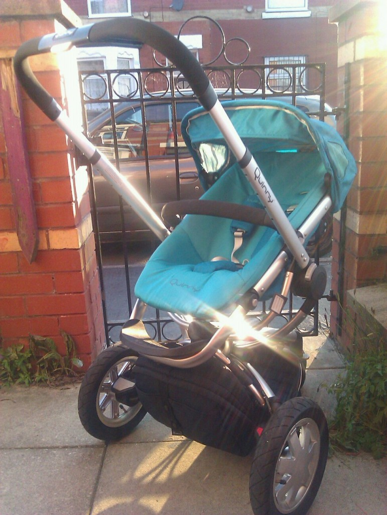 My pushchair dilema has been resolved
