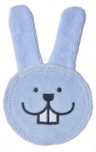 Review – MAM Oral Care Teething Rabbit in Cloth