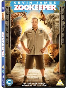 Win – Zookeeper on Blu-ray
