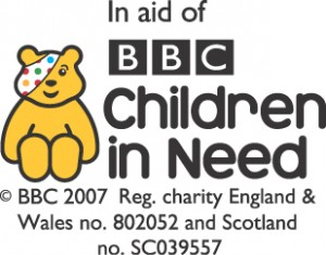 Make your own Pudsey Bear with Build-A-Bear Workshop