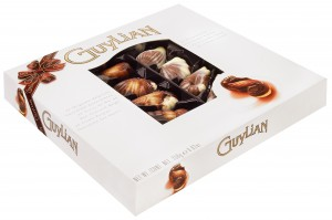 Guylian Praline Sea Shells – Review