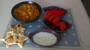 Recreating your favorite Indian meal at home