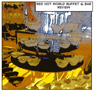 Red Hot World Buffet Review