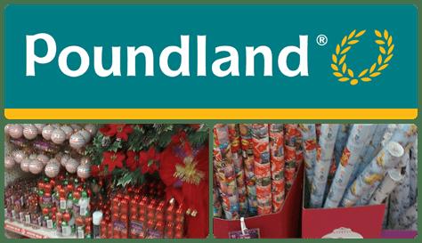 Christmas with Poundland