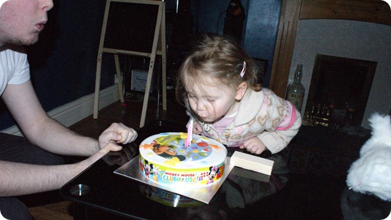 Happy Birthday Isabelle – 2 Years Old Today