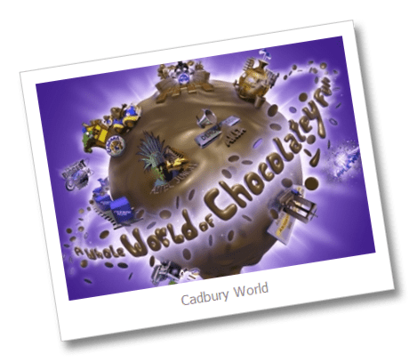 Day trips to keep everyone happy: Cadbury World