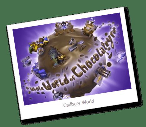 Day trips to keep everyone happy: Cadbury World