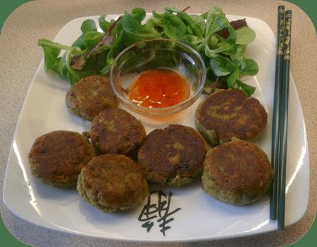 Thai Potato Cakes