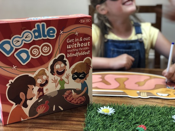 Doodle Doo by Tactic – Review