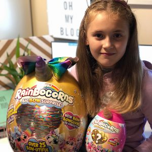 Zuru Rainbocorns Big Bow Surprise – Review