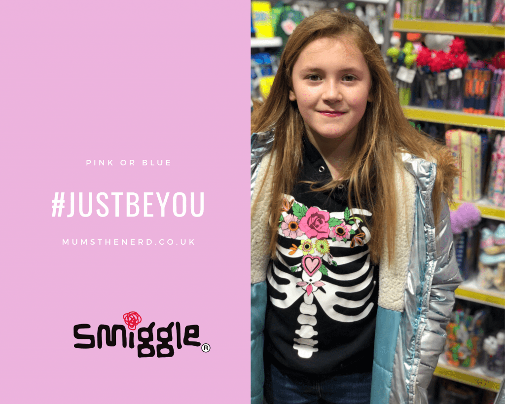 Smiggle: Just Be You #JustBeYou